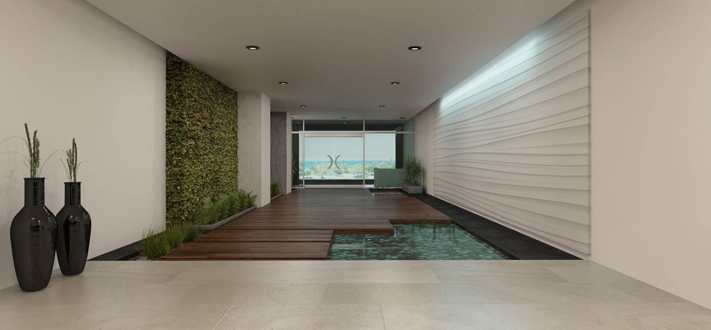 O condominium Corridor L
