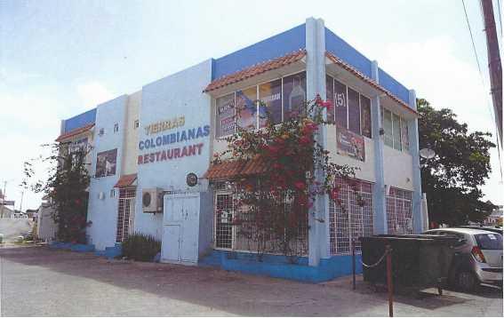 Tierra's colombianas restaurant