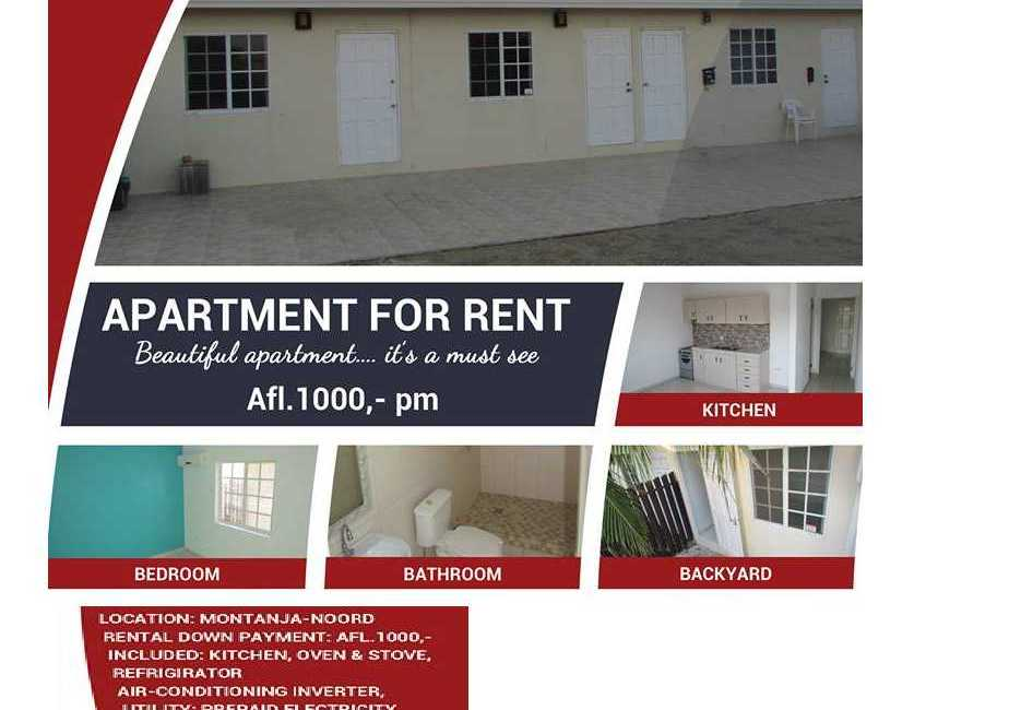 montana 104 FOR RENT
