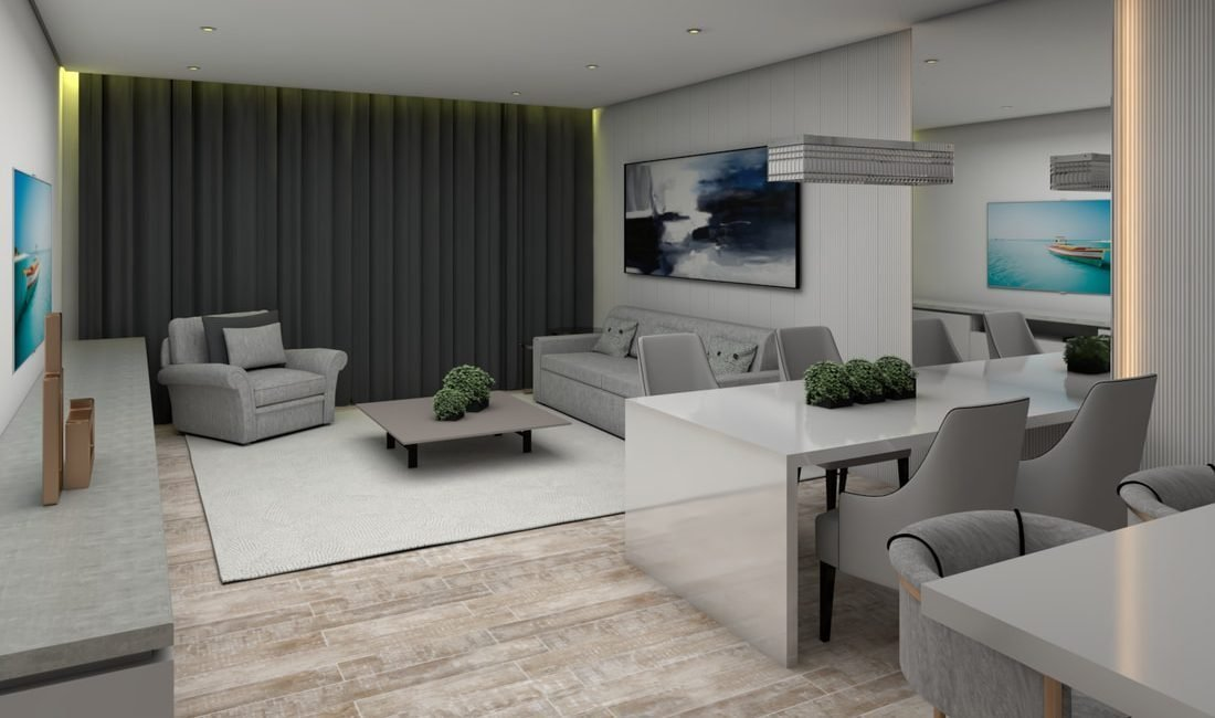 Rooi Santo ONE BEDROOM – Brand New Condo Hotel – Reserve Your Condo Now! 2