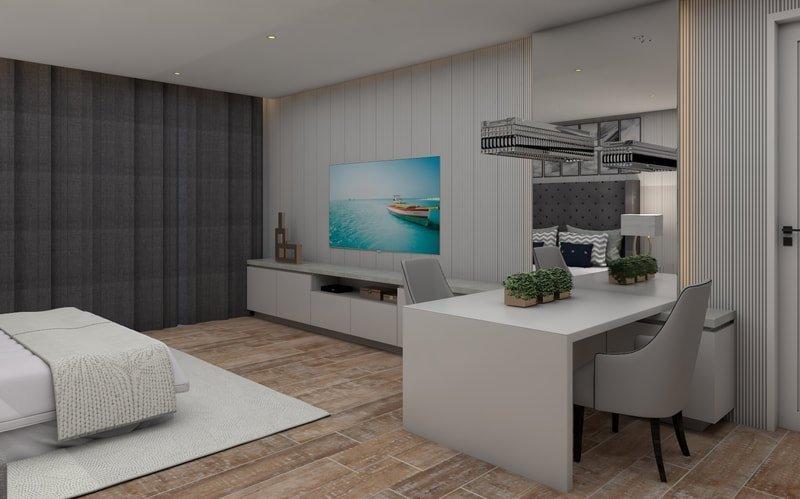 Rooi Santo STUDIO – Brand New Condo Hotel – Reserve Your Condo Now! 1