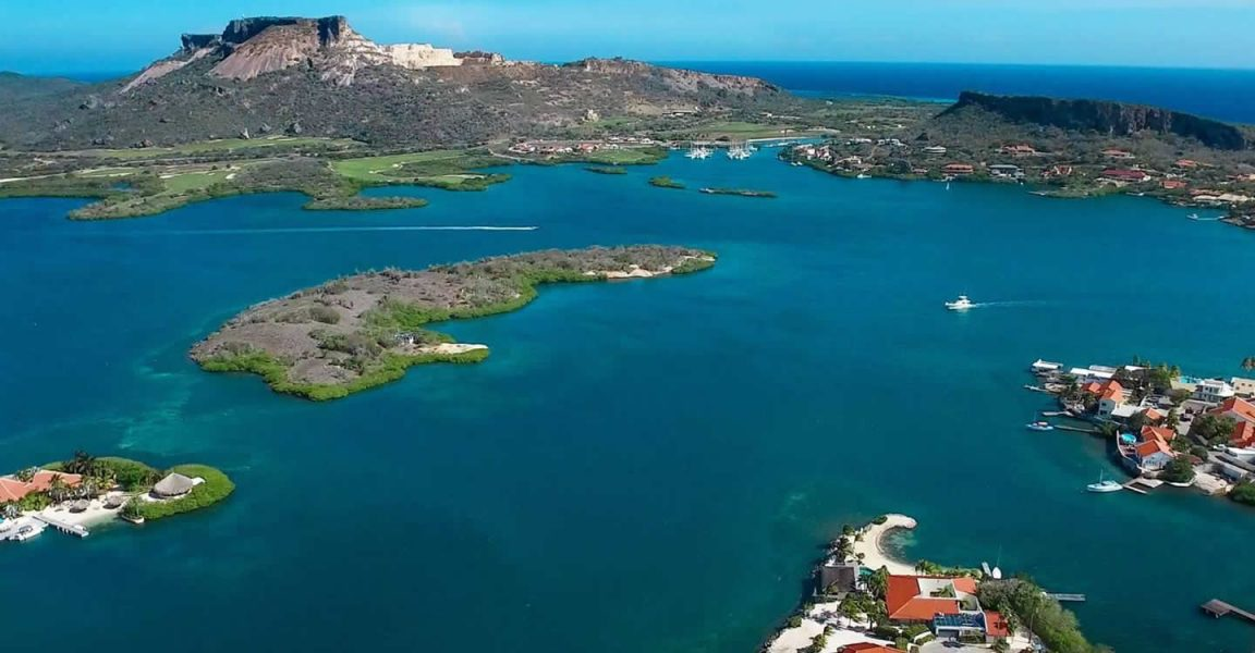 Private Island for Sale, Spanish Water Bay, Curacao 1