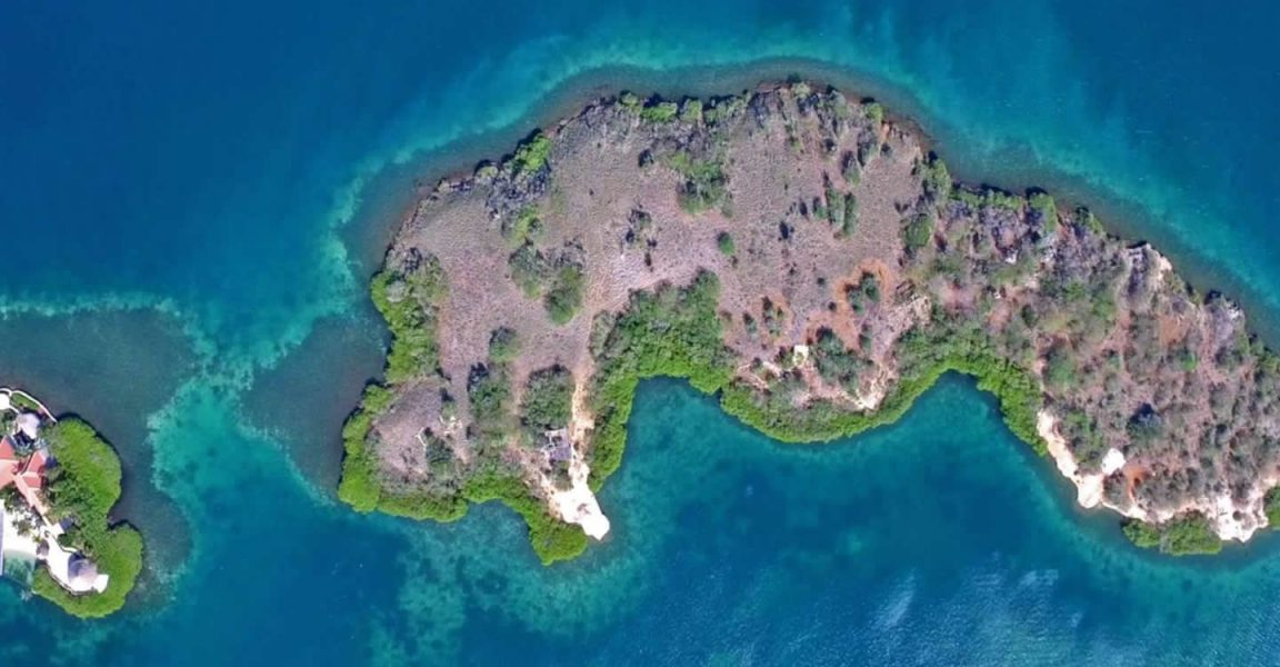 Private Island for Sale, Spanish Water Bay, Curacao 3