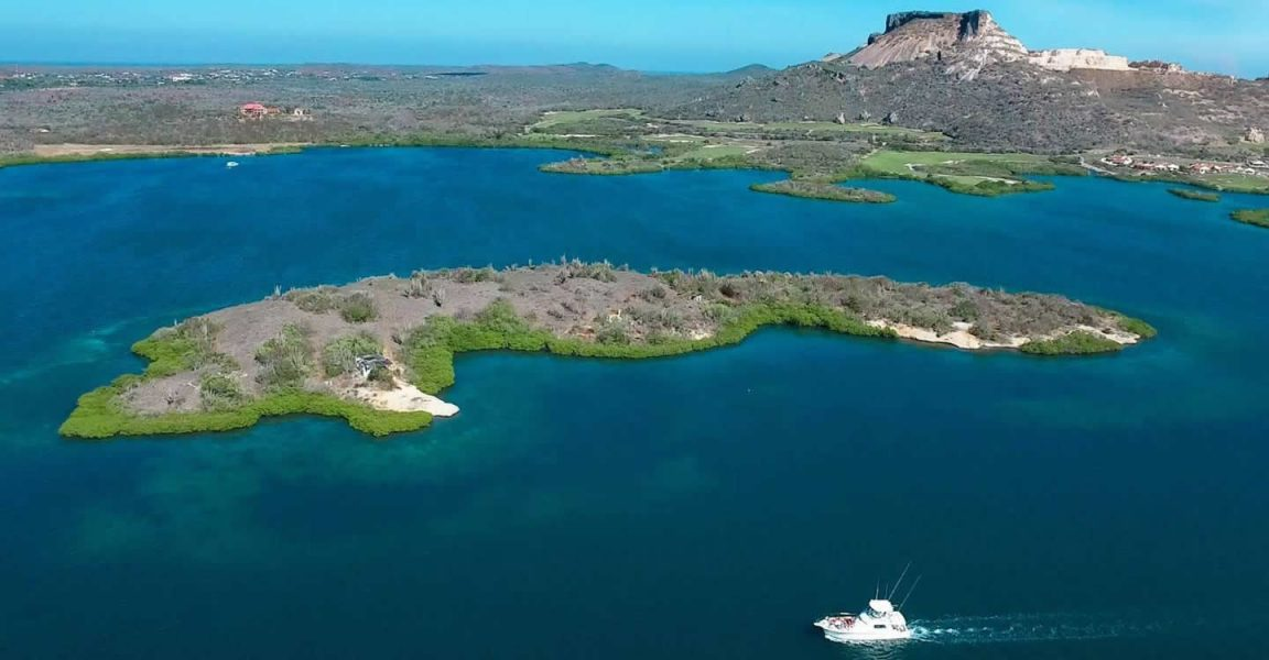 Private Island for Sale, Spanish Water Bay, Curacao