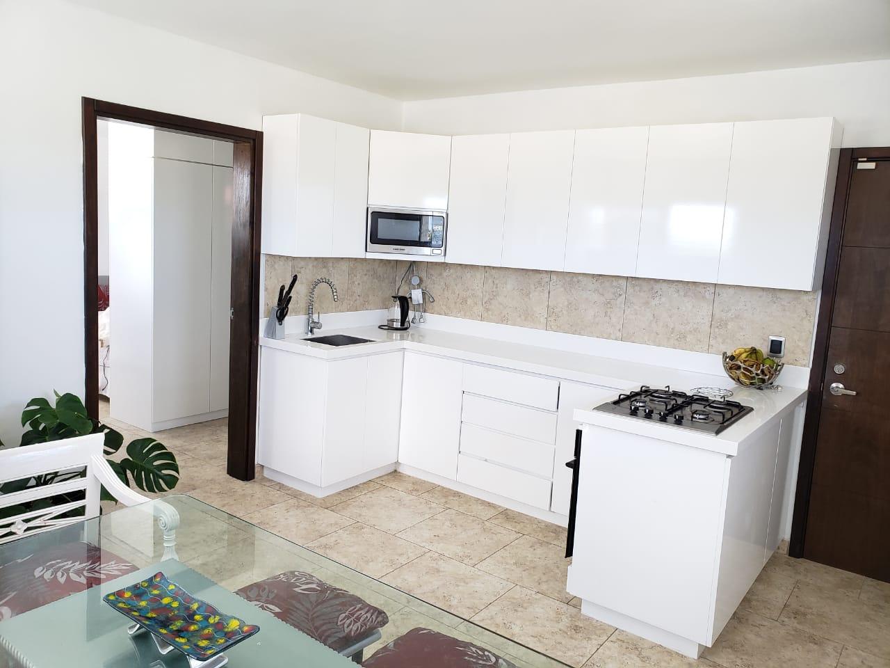1-Bedroom Furnished Apartment in Seroe Blanco - Aruba Real ...