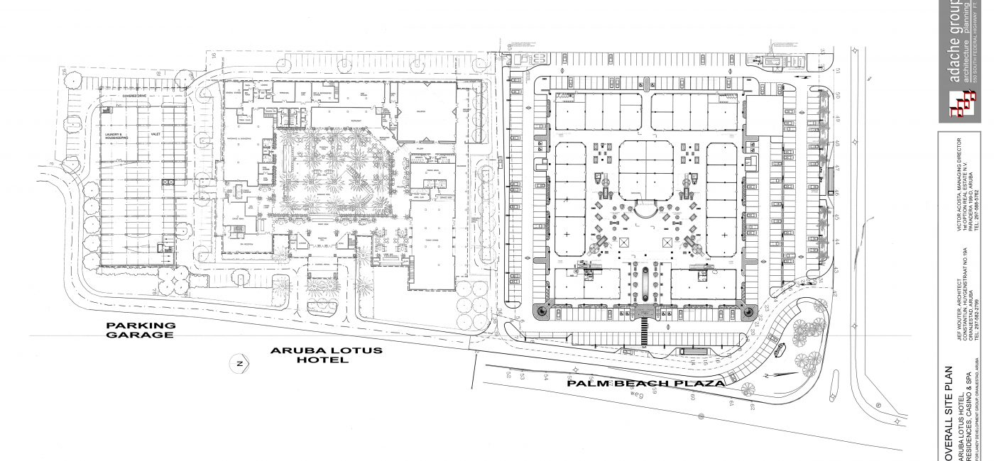 A02 OVERALL SITE PLAN