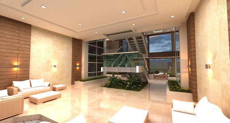 lobby 3802x427