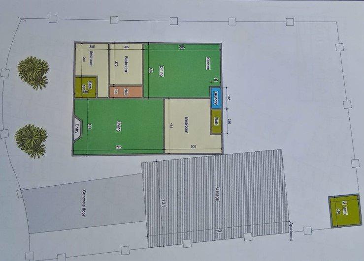 Tz 52 Floor plan