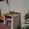 Will outdoor kitchen sink