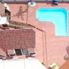 nun overhead pool