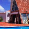 nun poolside